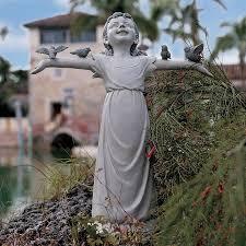 fairy garden statues shop garden statues u0026 sculptures at lowes com
