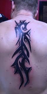 spine tribal tattoo by mgtattoo on deviantart