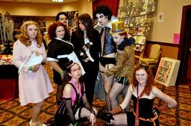 Rocky Horror Halloween Costume 10 Group Costumes Roomies College Magazine