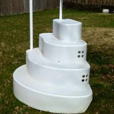 wedding cake pool steps wedding cake above ground pool steps wedding cake above ground