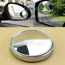 Best Blind Spot Mirror Car Vehicle Wide Angle Round Convex Blind Spot Mirror Rear View