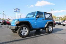 jeep wrangler used hardtop used jeep wrangler for sale in springfield mo edmunds