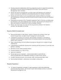 Technical Architect Resume Architect Job Description 2 Job Description Director Of