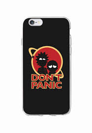 Meme Case - rick and morty comic meme soft clear phone case cover for apple
