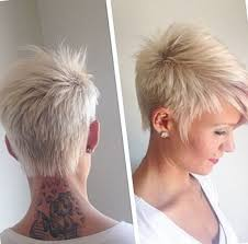 Flotte Kurzhaarfrisuren 2017 by Best 25 Peppige Kurzhaarfrisuren Ideas On Pixie Bob