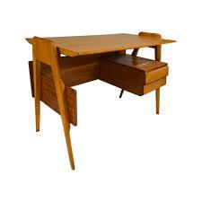 Dining U2013 Pure Patio Beautiful Italian Vittorio Dassi Wood Desk Circa 1960 L U0027atelier 55