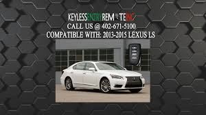 lexus key replacement uk how to replace lexus ls key fob battery 2013 2014 2015 youtube