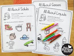 states matter learning pages free reading mama