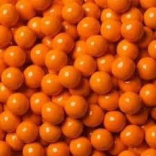 8 orange themed candy color images colour