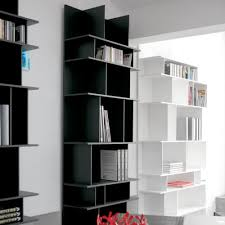 105 Best Tall Bookcase Plans by Cattelan Italia Wally Tall 65 Modular Bookcase