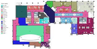 color block plan loyola music complex
