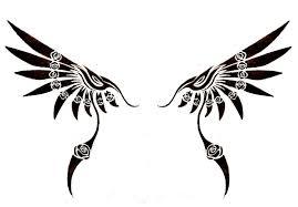 tribal wings meaning wings meanings itattoodesigns com wings