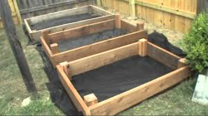 vegetable garden box gardening ideas
