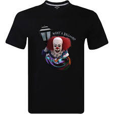 pennywise clown clothing shoes u0026 accessories ebay