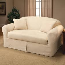 Sofa Loveseat Covers by 30 Inspirations Of Sofa Loveseat Slipcovers