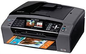 Small Office Home - amazon com brother mfc 495cw inkjet color multifunction center