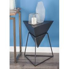 Triangle Accent Table Triangle Accent Table Wayfair