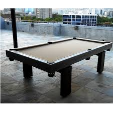 Outdoor Pool Tables by South Beach Outdoor Pool Table Aminis