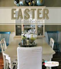Easter Decorating Ideas For The Home Easter Table Decorating Ideas Today U0027s Creative Life