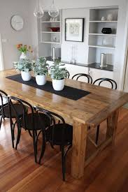 Rustic Wood Dining Room Table Rustic Dining Room Table