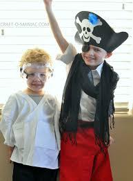 halloween costume scientist kids activity dress up costumes craft o maniac