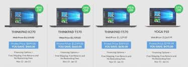 lenovo s black friday ad offers deals on thinkpad laptops 2