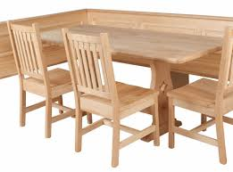 kitchen nook furniture handcrafted kitchen nook tables from erik organic