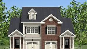 Multi Family House Plans Triplex Multi Family House Plans Professional Builder House Plans