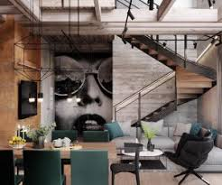 home style interior design industrial interior design ideas