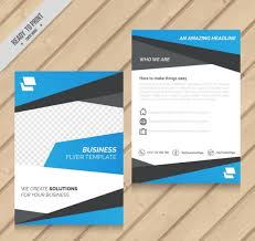 a flyer template free flyer templates 20 free pdf psd ai vector