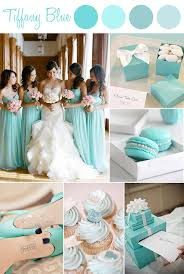 wedding colors 6 shades of blue wedding color ideas and wedding wedding