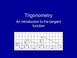 maths ks3 and ks4 trigonometry of right angled triangles