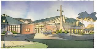 visbeen georgetown floor plan church design visbeen architects