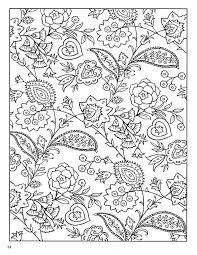dover paisley designs coloring book u2026 pinteres u2026