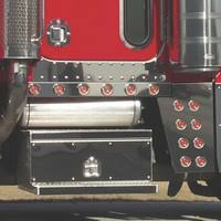 peterbilt dash warning lights peterbilt 379 cab sleeper panels raney s truck parts