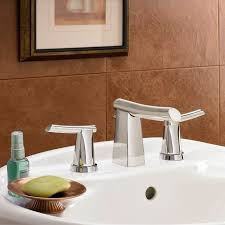 green tea 8 inch widespread pull out bathroom faucet american