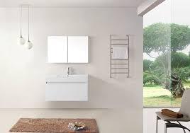 54 Bathroom Vanity Single Sink by Virtu Usa Js 50339 Gw 39 Inch Zuri Single Sink Bathroom Vanity