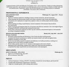 Civil Engineer Resume Example by Download Engineering Resume Template Haadyaooverbayresort Com