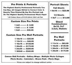 photographer prices bergeron studios photography studio prices manchester nh