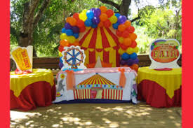 carnival party rentals at ease party rental decorations