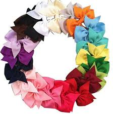 boutique bows 20pcs 3 boutique hair bows kids children