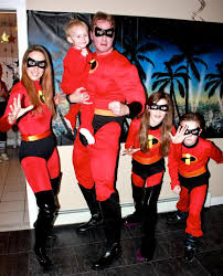Incredibles Halloween Costume Family Halloween Costume Ideas Match