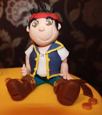 jake neverland pirates cake cakejules