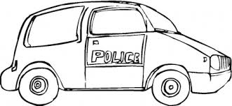 printable police car coloring pages for kids coloring point