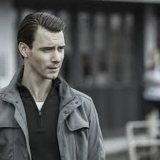 hoods haircutgame harry lloyd bafta nominee for the fear co star in robin hood