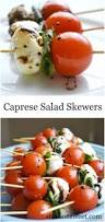 Easy Christmas Appetizers Finger Foods 41 Last Minute Party Foods Caprese Salad Skewers Cheap Food And