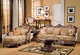 Interesting Traditional Living Room Furniture Designs  Living - Traditional sofa designs