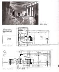 frank lloyd wright house plans usonian