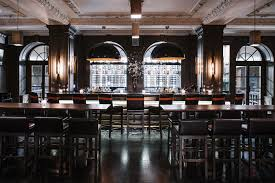 new york power lunch spots vogue