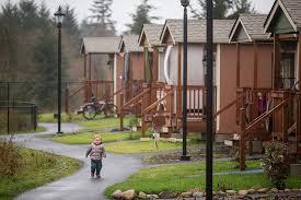 tiny homes washington are tiny house villages the solution to homelessness tiny